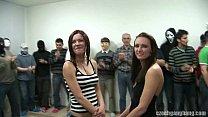 BUSTY GIRL AT CZECH GANG BANG PARTY porn videos