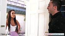 Brunette wife Gianna Nicole gets fucked