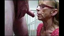 blowjob great gives epikgranny.com from grandma vivencias