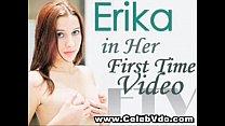 virgin masturbating the Erika