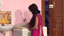HD अकेली भाभी AKELI BHABHI AND YOUNG DEVER Hindi Hot Short Film. thumbnail