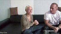 German Amateur Star SEXY CORA fucks with User thumbnail