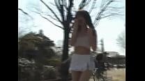 Akari Hoshino สาวสวยในชุดแบบนี้อยู่นอกบ้านถ้าเจอแล้วเย็ดเลย