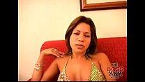 venezolana en casting porno preparada para mamar