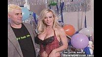 classic porn star amber lynn sucks cock