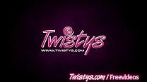 Twistys - Two hot treats strip