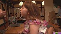 Minami Kitagawa foursome ends in an asian cum f...