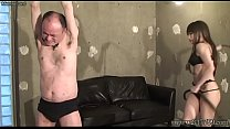 japanese femdom lum trampling and hard whipping
