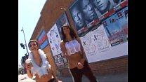 Vaniity VS Belladonna (behind the scenes rare clip) porn videos