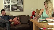 Blonde schoolgirl takes tutoring porn videos