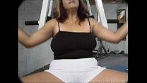 gym hot santana Nikki