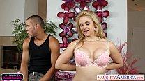 ... and massaged gets vandella sarah blonde Chesty