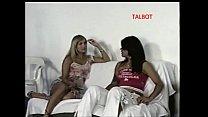 Chicas brasileras en un casting