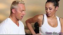 Fooled ebony massage jizz porn videos