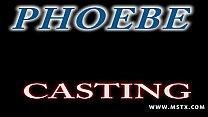 timelaps teaser Phoebe-casting