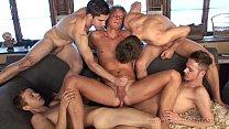 gay resort wank party 11   part 1