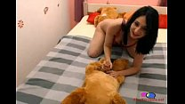 girl gives her dog blow job   chattercams.net