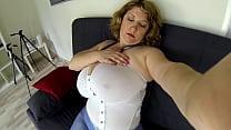 (pov) pussy tight her dildos Girl