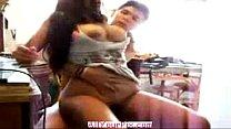 Sexo incestu flagrado na webcam irmão e irmã fodendo