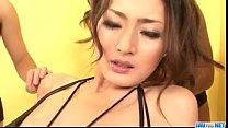 Strong masturbation show for hotRisa Murakami porn videos