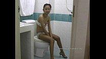 Thai Hooker Sucks Cock in the Toilet porn videos