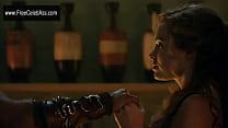 Anna Hutchison in Spartacus s3e8