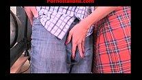 Порно фильмы молодых на природе