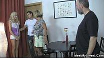 She fucks his family porn videos