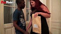 funmovies chubby german housewife cuckold with a big black man