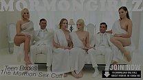 mormongirlz  passionate lesbian group sex