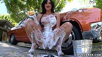 car wash milf