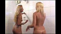 Loiras no banheiro