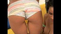 Elena Hierness & Cassandra threesome