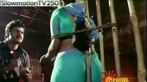 sexy actress ramya krishna showing her bare back   YouTube thumbnail