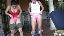 ineed2pee jeans wetting girls behind the scenes 25