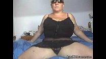 webcam on strips mature Busty