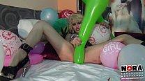 trailer - nora de globos porno Los