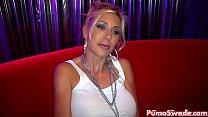 euro babe puma swede fuck nicole in the vip room! – Free Porn Video