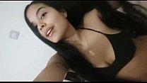 cute brunette brazilian beatriz beautiful body ...