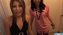 tai phim sex -xem phim sex Akari Kimishima enjoys sharing cock with her fr...