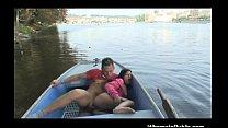 hot boat trip porn in public