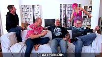 Big Tits Milfs Gangbanging DP porn videos