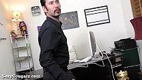 Hot MILF Boss Likes It Rough! porn videos