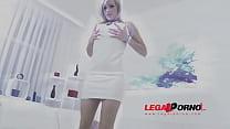 Petite beauty Ria Sunn - Triple Penetration to satisfy her sex craving! porn videos
