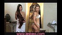Lesbea Straight girls lesbian fantasy porn videos