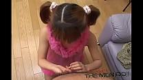 Big load bukkake and swallow girl 2 1\/3 Japanes...