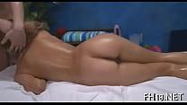 Порно массаж с вибромассажером
