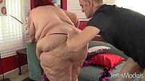 Super fat woman fucked