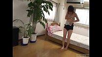 Subtitled ENF CMNF shy Japanese teen idol photoshoot porn videos