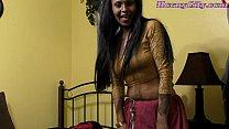 HORNY LILY - BHABHI ROLEPLAY IN HINDI (DIWALI SPECIAL) thumbnail